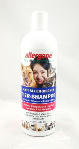 Allergone antiallergisches Tiershampoo 472ml