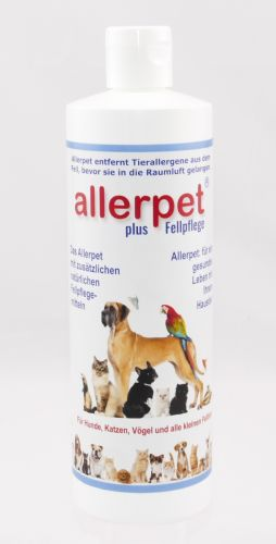 Allerpet plus Fellpflege
