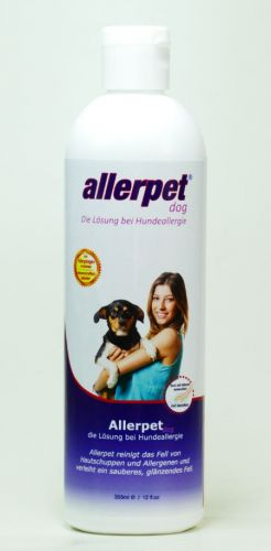 Allerpet/dog bei Hundeallergie, 355ml